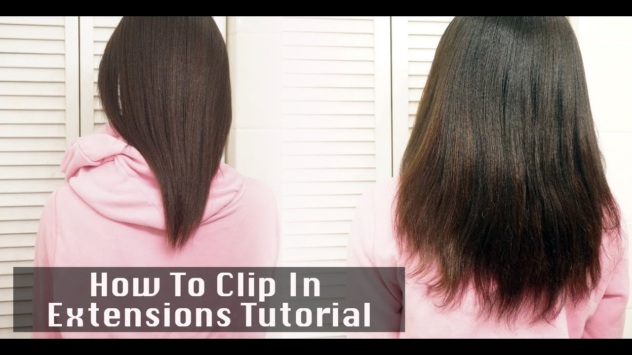 How to put in clip in hair extensions irresistible meshort hair how to put in clip in hair extensions irresistible meshort hair pmusecretfo Gallery