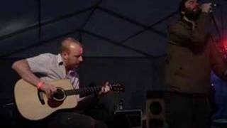 """Arab Strap """"Don't Ask Me To Dance"""" Acoustic 7/30/06 Glasgow"""