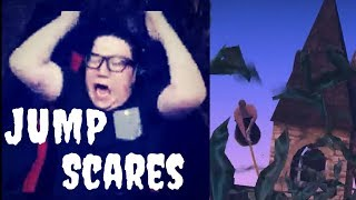 Top Moments of Jump Scares | Getting Over It