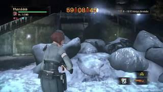 Resident Evil Revelations 2 Desafio de Nível Restrito Nº 469  (4'42) cenário 3:1