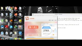 hướng dẫn và cài đặt phần mềm đánh chữ Trung Quốc sogou - học tiếng trung