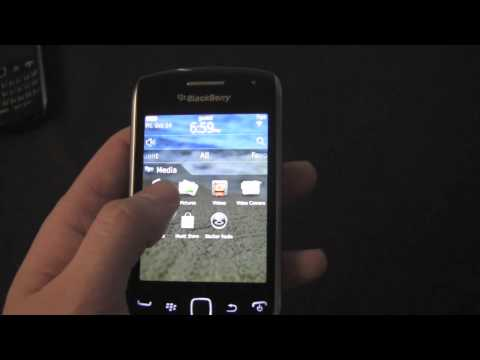 BlackBerry Curve 9380 Hands-On Walk Through!