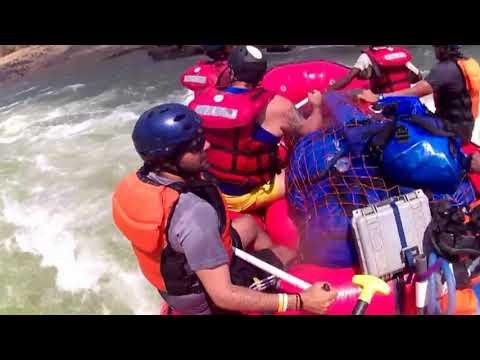 Rafting the Batoka Gorge on the mighty Zambezi  - August 2015