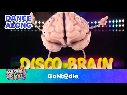 Disco Brain - Awesome Sauce | GoNoodle