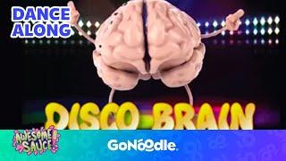 Baixar Disco Brain - Awesome Sauce | GoNoodle