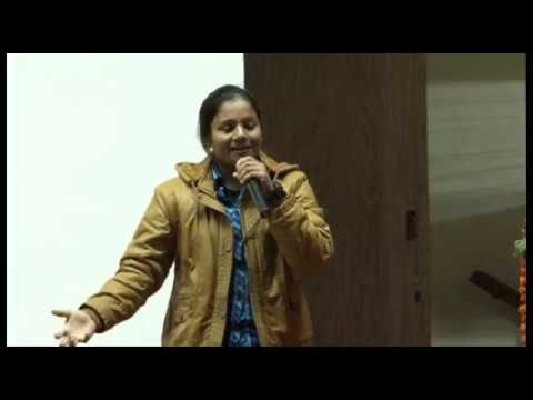 "Arunima Sinha - ""Journey from the Railway tracks to the Mt. Everest"""