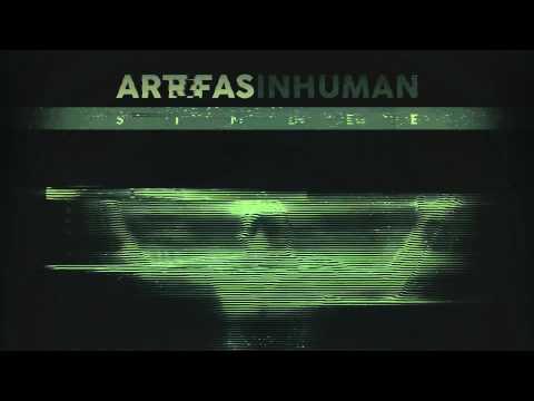 Artifas - Inhuman (Lyric Video)