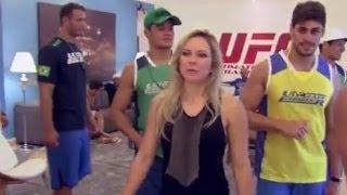 TUF Brazil 3: Mansion Mayhem