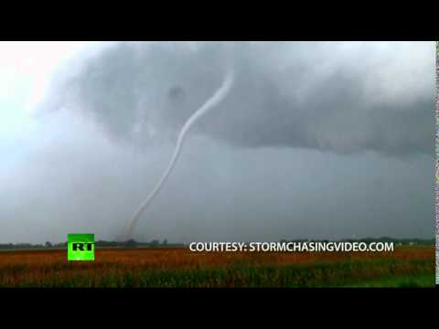 Damage as tornadoes touch down in northern United States