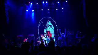 "Andrew W. K. ""Never Let Down"" Live"