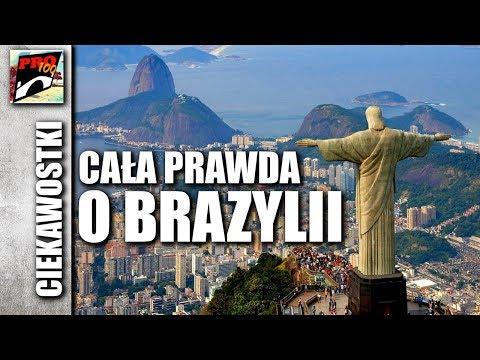 BRAZYLIA - 102 FAKTY
