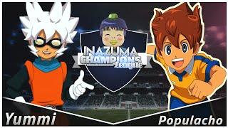 YUMMI VS POPULACHO | JORNADA 2 | INAZUMA CHAMPIONS LEAGUE