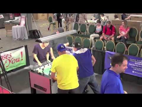Hamilton/Stevens vs. Rhodes/Valentine 2015 Nebraska State ODF