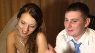 Свадьба 03 10 2014г  Мария и Алексей