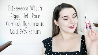 Elizavecca Witch Piggy Hell Pore Control Hyaluronic Acid 97% Serum
