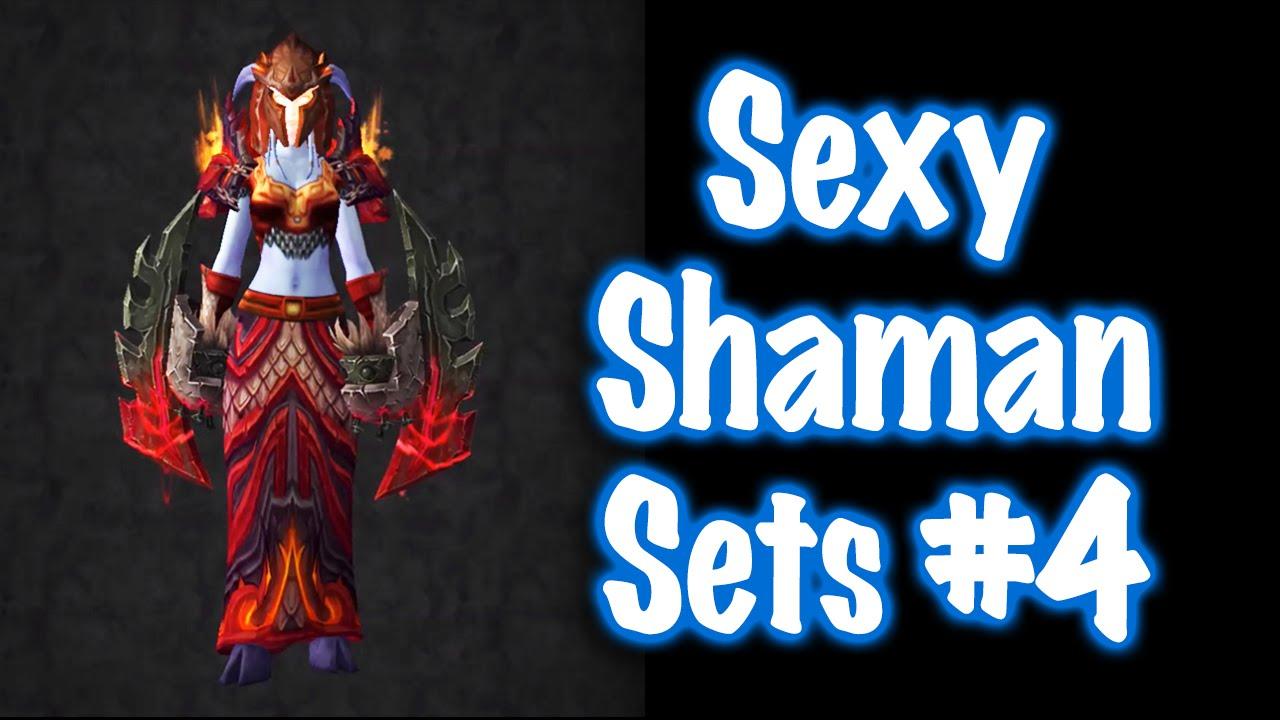 Jessiehealz  10 Sxc Shaman Transmog Sets 4 World of