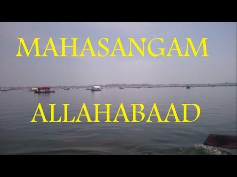 SANGAM ALLAHABAAD 4K VIDEO, KUMBH 4K VIDEO
