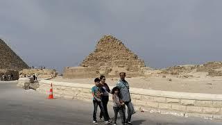 #36 Pyramids Gizeh Plateau, Egypt