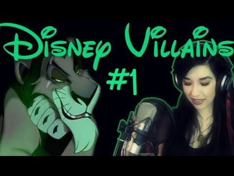 Disney Villains #1 - Be Prepared || Scar || (The Lion King OST) Cover by Luna