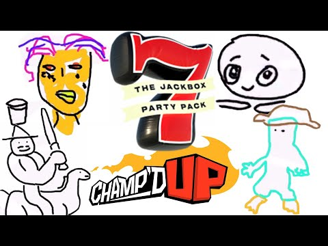 The Coming Of Gene | Jackbox Party Pack 7 - Champd Up |