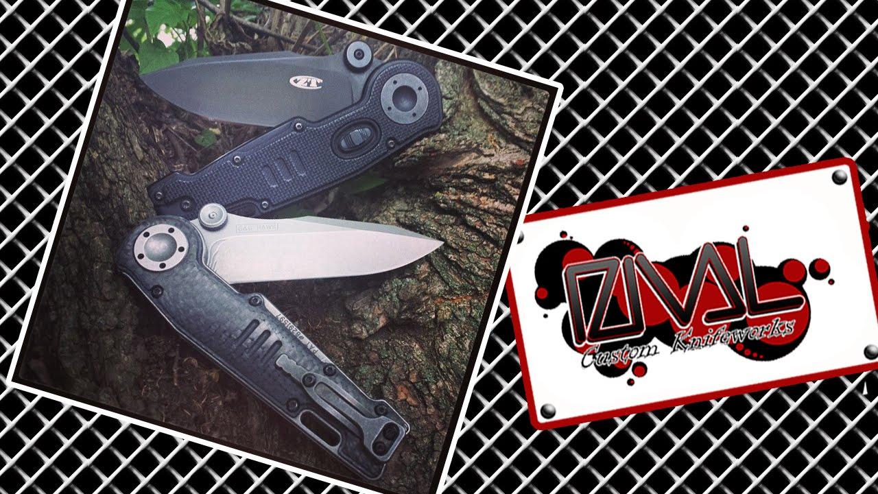 Most Innovative Knife Designs From Grant & Gavin Hawk | Knife Depot
