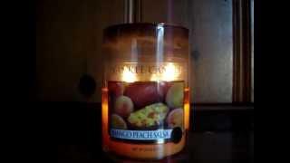 Littleballadeer's #1! Yankee Candle Review- Candle Of The Week: Mango Peach Salsa