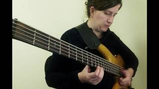 Funk bass: Slap for beginners