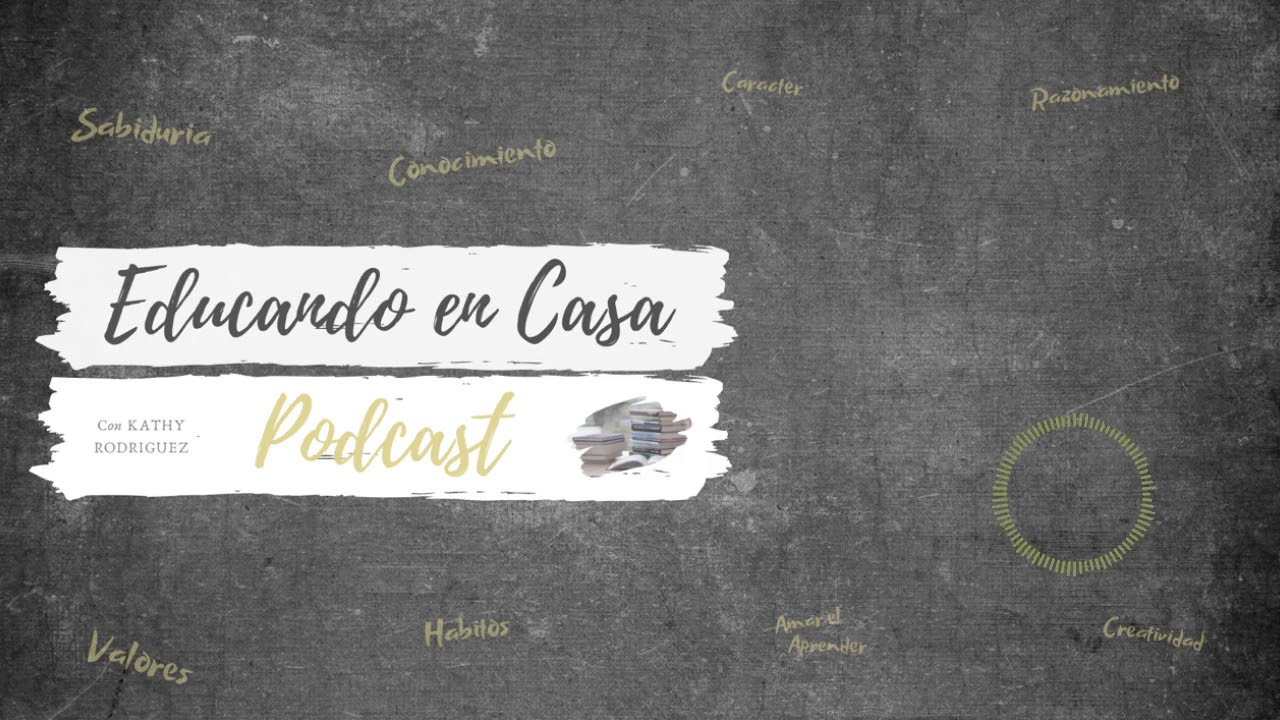 Educando En Casa Podcast | Episodio #15 La Narración Escrita