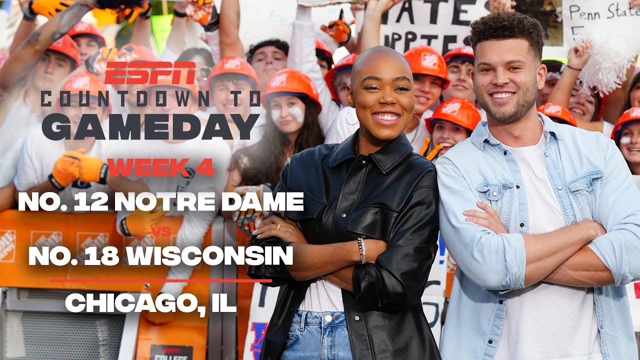 Notre Dame vs. Wisconsin live score, updates, highlights from Week ...