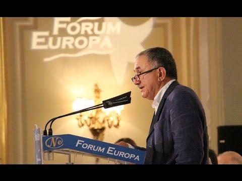 Fórum Europa con Josep Mª Álvarez
