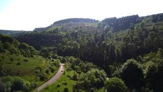 Cwmcarn Forest Drive Lake, Cafe and Camping