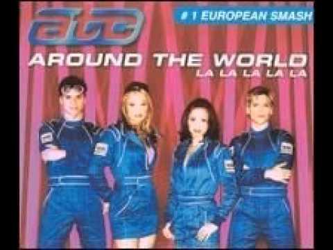 Quebec Hit - Around The World (La La La La La) (Karaoke Rueggseger Wittwer Club Mix)