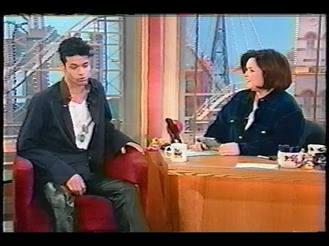 Jimmy Ray On The Rosie O' Donnell Show 1998
