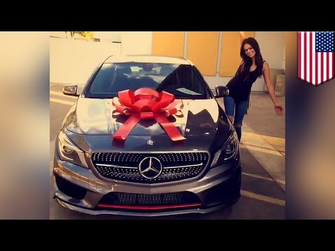 Woman poses with new Mercedes on Instagram then crashes into cyclist in DUI hit-and-run - TomoNews