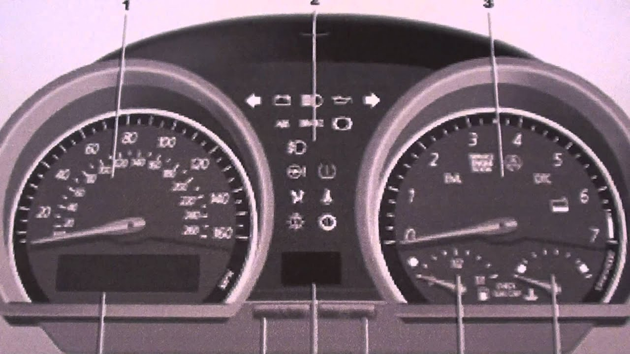 BMW Z4 Airbag Light - How to turn it off - YouTube