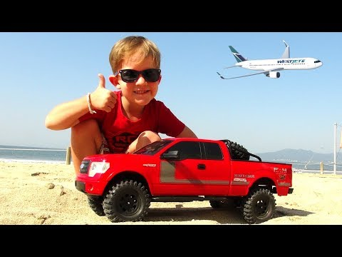 RC ADVENTURES - Tips for Travelling with an RC / Battery on an Airplane!