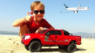 RC ADVENTURES - Tips for Travelling with an RC / Battery on an Airplane