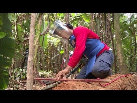 Miedo y esperanza en Colombia en zona con más víctimas de minas