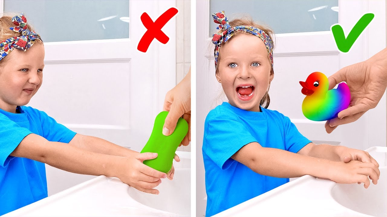 Smart parenting hacks || EASY DIY SOAP IDEAS TO MAKE AT HOME