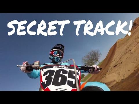 I found a HIDDEN GEM! MOTOCROSS TRACK - Brett Cue