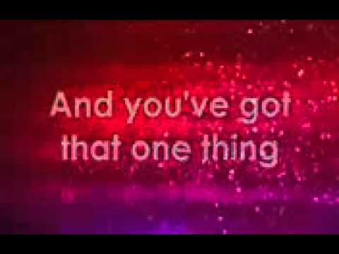 One Direction ~~ One Thing Lyrics + Download Link