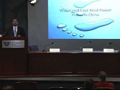Choke Point: Confronting Energy Demand and Water Scarcity in China