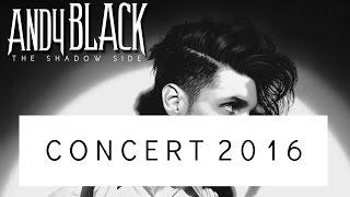 Andy Black Concert 2016