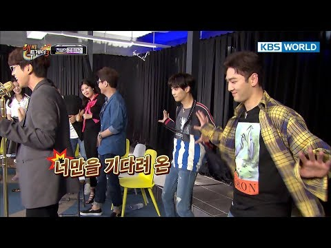 Lee Seok Hoon Sings 'Pick Me'! (feat. NU'EST W) [Happy Together / 2017.10.19]