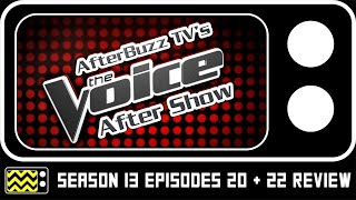 The Voice Season 13 Episodes 22 & 23 Review & After Show | Singing TV Weekly