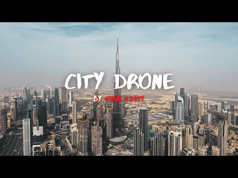 City Drone 4k Video | Free Drone Music | CINEMATIC - No Copyrights