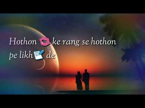Night Whatsapp Satus -Dhalne Lagi Hai Raat