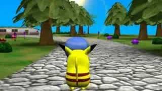 Repeat youtube video pikachu