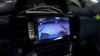 Nissan X-Trail Камера заднего вида
