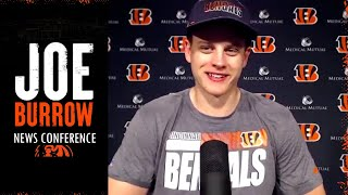 Joe Burrow News Conference | July 31, 2020